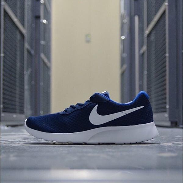 Buty Nike Tanjun 812654-414 (Midnight Navy/White-Game Royal)