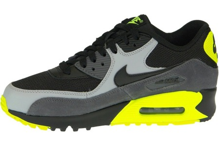"Buty Nike Air Max 90 Gs 724824-002 ""Wolf Grey"""