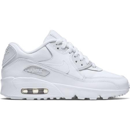 Nike Sportswear Air Max 90 Mesh (GS) Black Pink Pow White Photo Blue