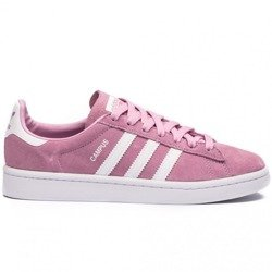 "Buty Adidas Campus Junior ""Frost Pink"" BY9577"