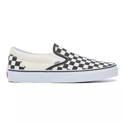 BUTY VANS CLASSIC SLIP-ON Black-White Checkerboard