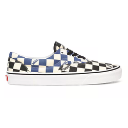 BUTY VANS ERA (Big Check) Black/Navy