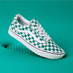 BUTY VANS OLD SKOOL CHECKER COMFYCUSH (Quetzal)
