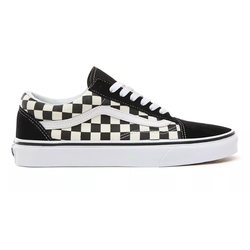 BUTY VANS OLD SKOOL (Primary Check) black/white