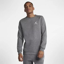Bluza Air Jordan Jumpman Fleece Crew - 940170-091 grey