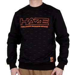 Bluza Haze Classic black/orange