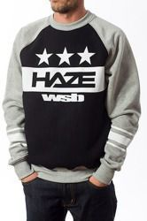 Bluza Haze WSB grey/white