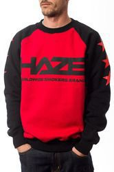 Bluza Haze WSB red/black