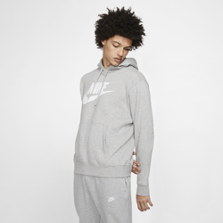 Bluza Nike Hoody Sportswear Club Fleece (BV2973-063) Grey