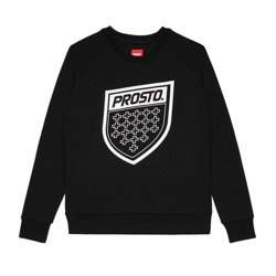 Bluza Prosto FIGURE LIGHT BLACK