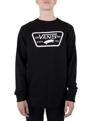 Bluza Vans Full Patch (black)