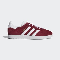 Buty Adidas Gazelle (B41645) Collegiate Burgundy / Cloud White / Cloud White