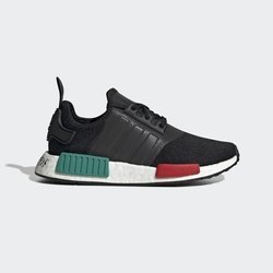 Buty Adidas NMD R1 (EF5855) Core Black / Glory Green / Lush Red