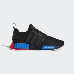 Buty Adidas NMD R1 (FX4355) Core Black / Core Black / Lush Red