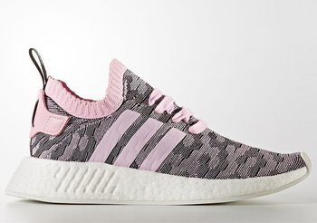 "Buty Adidas NMD R2 Primeknit Women ""Shock Pink"" (BY9697)"
