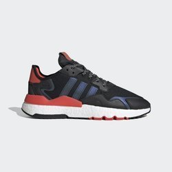 Buty Adidas Nite Jogger (EG6750) Core Black/ Ftw White/ Hi-Res Red