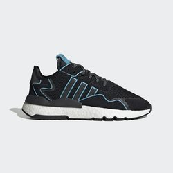 Buty Adidas Nite Jogger (FV3591) Core Black / Bright Cyan / Cloud White