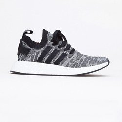 Buty Adidas Originals Adidas NMD_R2 Primeknit BY9409 black/white