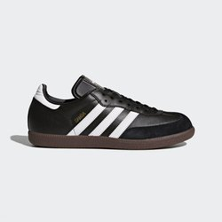 Buty Adidas SAMBA LEATHER (019000) Black / Footwear White / Core Black