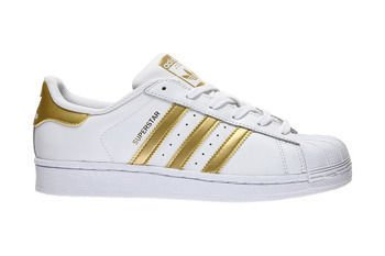 Buty Adidas Superstar J BB2870 white/gold