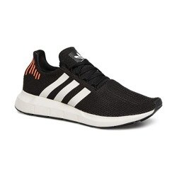 Buty Adidas Swift Run B37730 black/white
