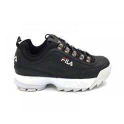 Sneakersy FILA Disruptor S Low Wmn 1010436.6QW Monument