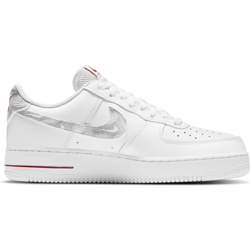 Buty Nike Air Force 1 (DH3941-100) WHITE/BLACK-UNIVERSITY RED
