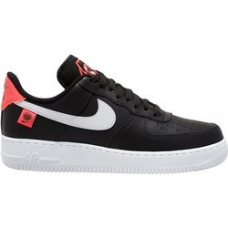 Buty Nike Air Force 1 Low (CK7648-001) BLACK/WHITE-FLASH CRIMSON