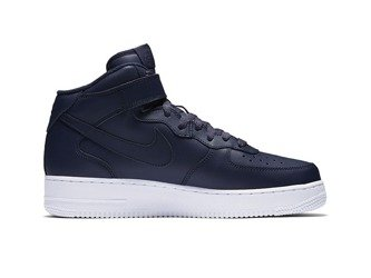 Buty Nike Air Force 1 Mid '07 315123-415 Obsidian/Obsidian/White