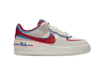 Buty Nike Air Force 1 Shadow (CU8591-100) SAIL/UNIVERSITY RED-PHOTO BLUE