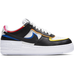 Buty Nike Air Force 1 Shadow (DC4462-100) WHITE/BLACK-PINK GLOW-CHILE RED