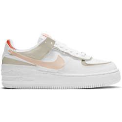 Buty Nike Air Force 1 Shadow (DH3896-100) WHITE/CRIMSON TINT-BRIGHT MANGO