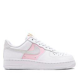 Buty Nike Air Force (CZ0369-100) WHITE/PINK FOAM -TOTAL ORANGE