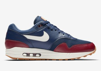 Buty Nike Air Max 1 (AH8145-400) Navy/Sail-Team Red-Sail