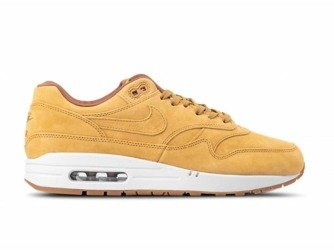 Buty Nike Air Max 1 Premium (875844-701) Wheat/Wheat Light bone