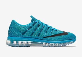 Buty Nike Air Max 2016 806771-400  (Blue Lagoon / Black)