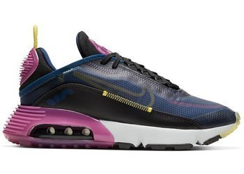 Buty Nike Air Max 2090 (CT7695-401) Blue Void/Black/Active Fuchsia