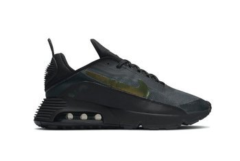 Buty Nike Air Max 2090 (DC9030-001) Black Iridescent Gold