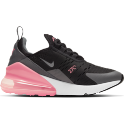 Buty Nike Air Max 270 (943345-020) BLACK/METALLIC SILVER-SMOKE GREY