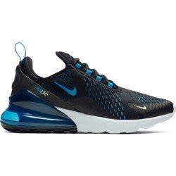 Buty Nike Air Max 270 (AH8050-019)  BLACK/PHOTO BLUE