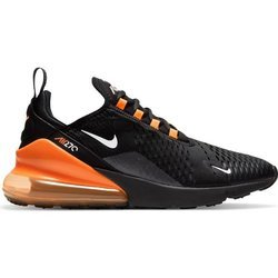 Buty Nike Air Max 270 (DC1938-001) BLACK/METALLIC SILVER-TOTAL ORANGE