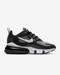 Buty Nike Air Max 270 REACT (A04971-001) Black / Vast Grey