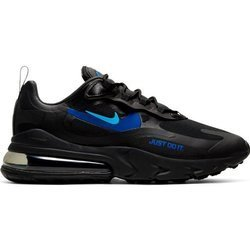 Buty Nike Air Max 270 React (CT2203-001) BLACK/BLUE HERO-HYPER ROYAL-COOL GREY