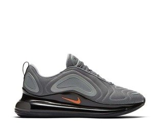 Buty Nike Air Max 720 (CK0897-001) COOL GREY/BRIGHT CRIMSON-BLACK