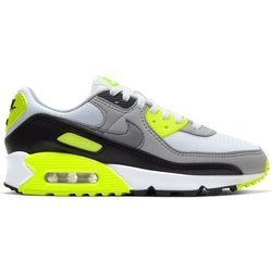Buty Nike Air Max 90 (CD0490-101) WHITE/PARTICLE GREY-VOLT-BLACK