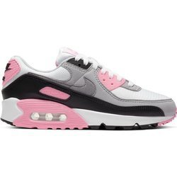 Buty Nike Air Max 90 (CD0490-102) WHITE/PARTICLE GREY-ROSE-BLACK