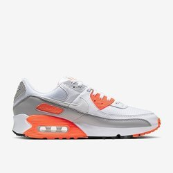 Buty Nike Air Max 90 (CT4352-103) WHITE/WHITE-HYPER ORANGE