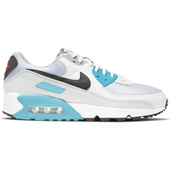 Buty Nike Air Max 90 (CV8839-100) WHITE/IRON GREY-CHLORINE BLUE