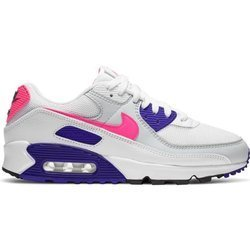 Buty Nike Air Max 90 (DC9209-100) WHITE/HYPER PINK-CONCORD-PURE PLATINUM