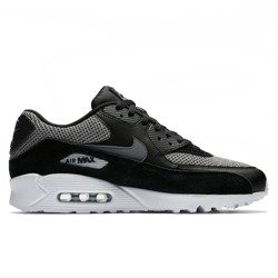 Buty Nike Air Max 90 Essential 537384-075 Black/grey/white